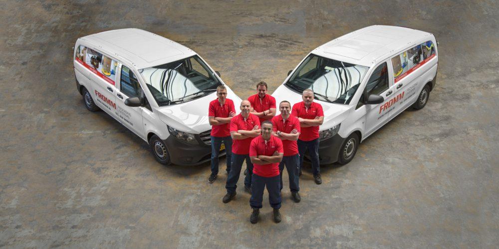 Versterk het winnende team als servicemonteur